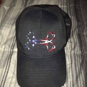 Under Armour Stars and Stripes Fish Hook Hat